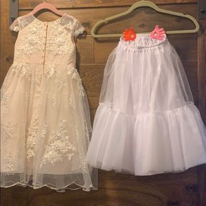 Dresses - Flower girl dress   4 T